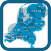 Alle radio-frequenties in Nederland via GPS