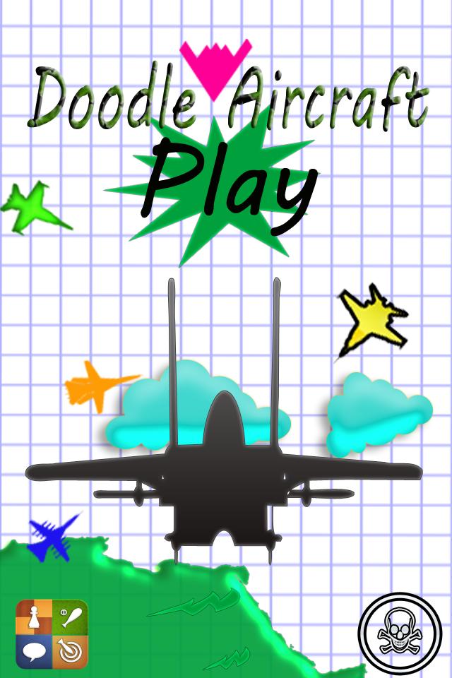 Screenshot Doodle Aircraft